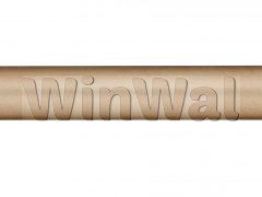 "1 1/2"" METAL ROD 8 FT ROSE GOLD HDW20514.714"