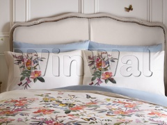 Ткани Clarke&Clarke - Ava Pillowcase Pair M2026/01 Clarke&Clarke