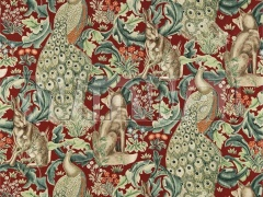 Ткани Morris & Co - Forest (Viscose/Linen) 222533 Morris & Co